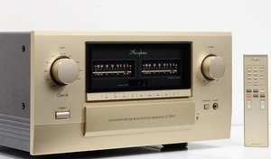 ■□Accuphase E-800 プリメインアンプ 創立50周年記念モデル アキュフェーズ 保証付□■008872001W□■