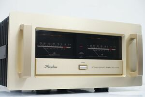 ■□Accuphase P-700 パワーアンプ アキュフェーズ 元箱付□■009136002Wm□■