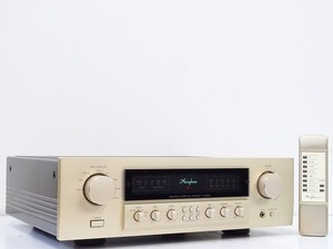 ■□Accuphase C-2000/AD-10 プリアンプ アキュフェーズ□■009179002□■