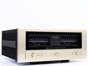 ■□Accuphase A-46 パワーアンプ アキュフェーズ 元箱付□■010073001Wm□■