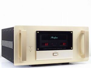 ■□Accuphase A-50V パワーアンプ アキュフェーズ□■009905001W□■