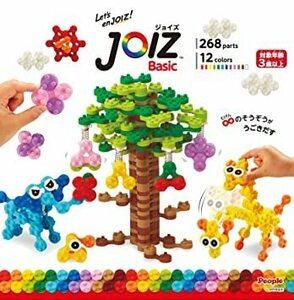○新品未使用○JOIZ(ジョイズ) ベーシック 知育玩具 ブロック 男の子 女の子 3歳以上