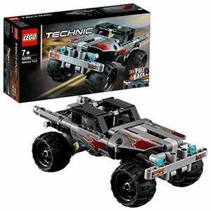 ○新品未使用○レゴ(LEGO) テクニック 逃走トラック 42090 知育玩具 ブロック おもちゃ 男の子