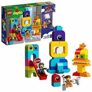 ○新品未使用○レゴ(LEGO) デュプロ エメットとルーシーのブロック・シティ 10895 レゴムービー ブロック おもちゃ 女の子