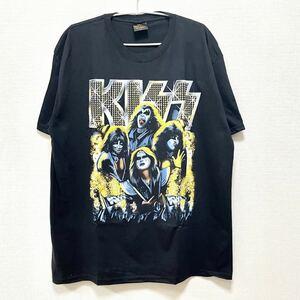 Kiss Tシャツ キッス ロックTシャツ バンドTシャツ TEE 3XLサイズ