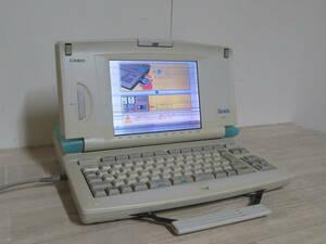 CASIO カシオ Darwin カラー液晶 ワープロ GX-50 ジャンク品