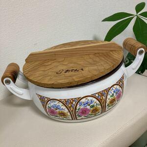 ホーロー鍋★おでん鍋★両手鍋★調理器具★キッチン用品