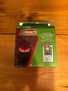 コールマン(Coleman) 遠赤ヒーターアタッチメント 新品未使用品