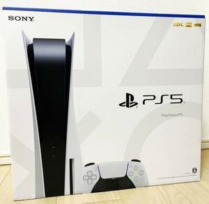 送料無料 新品未開封品 SONY PlayStation5 PS5 プレイステーション5 本体 ディスクドライブ搭載モデル CFI-1100A01 迅速発送