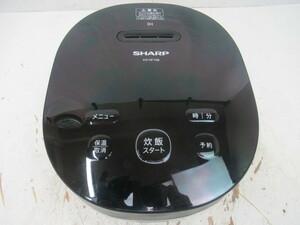 SP9442 SHARP シャープ PLAINLY ブラック IH 炊飯ジャー KS-HF10B