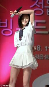 韓流LIVE お色気編 DVD アイドル級美女 ライブ チラリズム パンチラ アンスコ ミニスカ