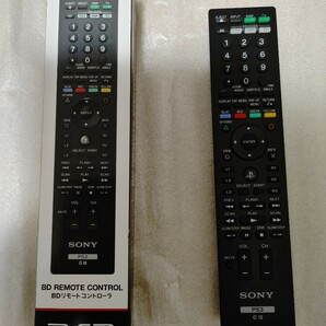 【SONY PS3 BDリモートコントローラー CECH-ZRC1J】 リモコン ソニー PlayStation3 トルネ対応