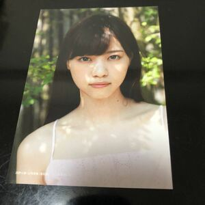 乃木坂46 西野七瀬 写真集 特典 生写真