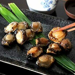おつまみ あわび 2種 10粒 ひとくち 煮貝 高級食材 天然 鮑 アワビ 珍味 海鮮 セット 晩酌 家飲み もちもち 日本酒