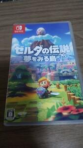 ニンテンドースイッチ Nintendo Switch ゼルダの伝説 夢をみる島 ゲームソフト