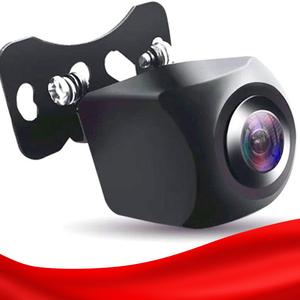 1円スタート!送料無料!高画質 車載バックカメラ 夜でも見える 100万画素 リアカメラ 魚眼レンズ 防塵防水 超小型 角度調整可能 取付簡単