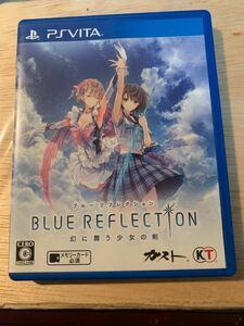 PS Vita BLUE REFLECTION 幻に舞う少女の剣 ブルーリフレクション PlayStation Vita