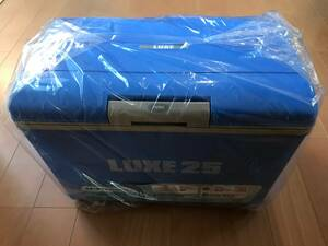クーラーボックス LUXE25 未使用新品 送料込e
