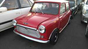 Morris Mini 850 customs clearance proof delivery Rover Austin Mini Clubman old car
