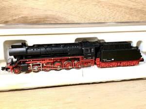 MINITRIX Nゲージ 12216 DDR ドイツ国営鉄道 旧東ドイツ国鉄 BR 44 1217 蒸気機関車 EP.III 2001年限定