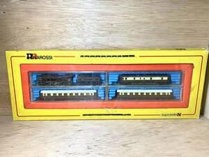 RIVAROSSI Nゲージ 9011 SNCF フランス国有鉄道 231E NORD 蒸気機関車 CIWL 黄金の矢エクスプレス 4両セット EP.III