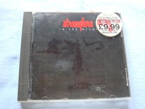 CD【STRANGLERS(ストラングラーズ)★IN THE NIGHT】輸入盤全12曲(個人所有品)