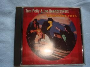 CD【Tom Petty&the Heartbreakers(トム・ペティ&ザ・ハートブレイカーズ)★GREATEST HITS】輸入盤全18曲(個人所有品)