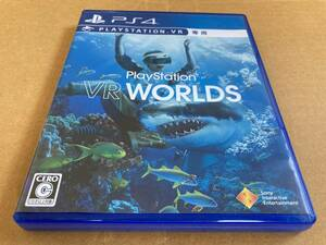 PS4ソフト VR WORLDS