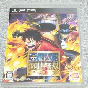 PS3 ワンピース海賊無双3