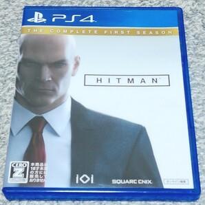 PS4 ヒットマン HITMAN COMPLETE FIRST Season