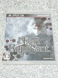 PS3 NieR RepliCant ニーアレプリカント