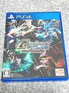 PS4 SDガンダム ジージェネレーションクロスレイズ