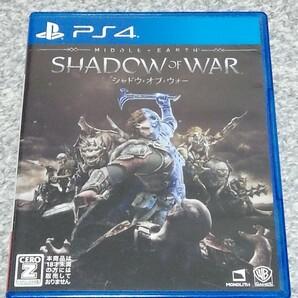 PS4 シャドウ オブ ウォー