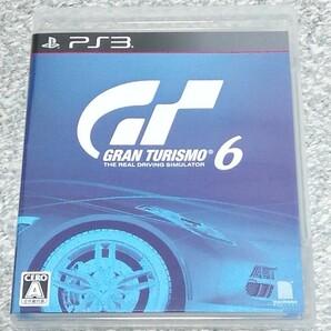 PS3 グランツーリスモ6 GRAN TURISMO