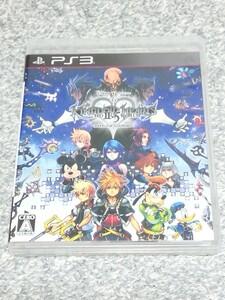 PS3 キングダムハーツ-HD 2.5リミックス-