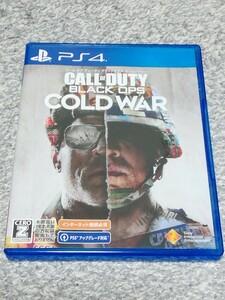 PS4 コールオブデューティブラックオプス コールドウォー