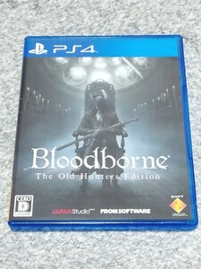 PS4 Bloodborne ブラッドボーン