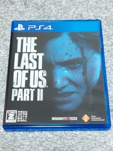 PS4【2点セット】THE LAST OF US ラストオブアス