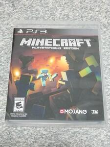 PS3 マイクラ Minecraft マインクラフト