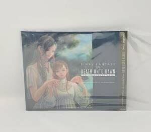 FINAL FANTASY XIV Original Soundtrack Death Unto Dawn 特典スリーブ サントラ サウンドトラック FF14 水晶公 eStore