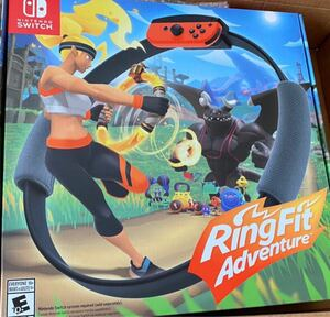 「リングフィット アドベンチャー」#ゲーム #スポーツ #NintendoSwitch #Nintendo_Switch