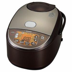 象印 炊飯ジャー 1.0升炊き ブラウン NW-VC18-TA