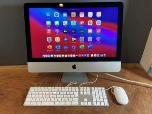 Apple iMac Retina 4K 21.5inch Late2015/上位CPUi5 3.1GHZ/8GB/ SSD1TB/office2019/美品大容量