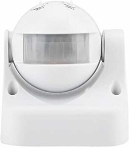 xuuyuu 赤外線モーションセンサースイッチ 人感センサースイッチ LED 人感センサー 自動赤外線 センサー 検出 スイッチ