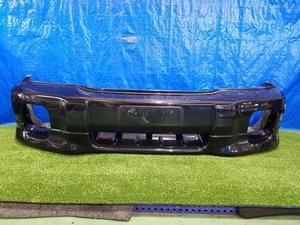 ■ フロントバンパー スポイラー付 ブラック 47A フォレスター GF-SF5