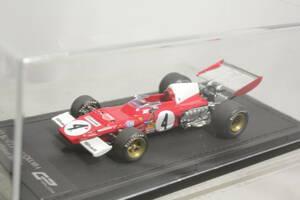 GP REPLICAS 1/43 フェラーリ F1 312B #4 イクス