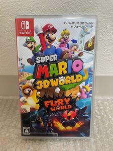 Nintendo Switch スーパーマリオ 3Dワールド + フューリーワールド
