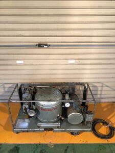 ★日立 HITACHI エアーコンプレッサー ベビコン 0.75kw 小型空気圧縮機★