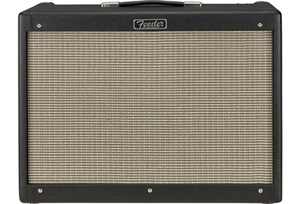 ■新品 送料無料 店頭展示品 Fender フェンダー Hot Rod Deluxe IV BLK チューブアンプ