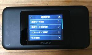 HUAWEI モバイルルーター W06